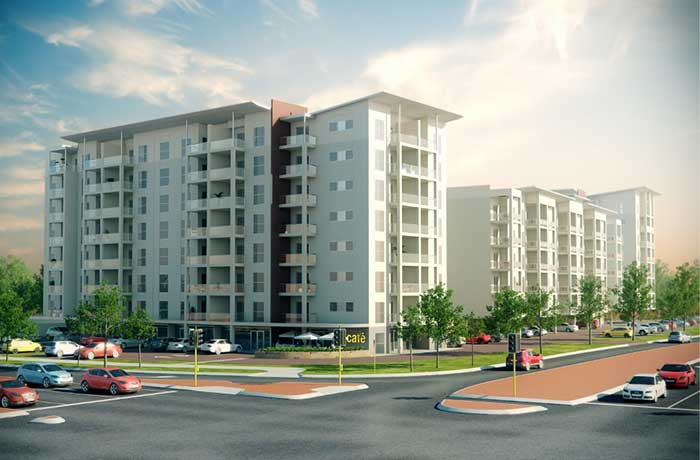 multi density property development